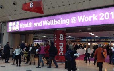 Health & Wellbeing At Work 2019 At The NEC.